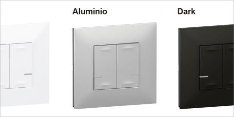 El comando de iluminación inalámbrico doble de Legrand controla dos dispositivos conectados simultáneamente
