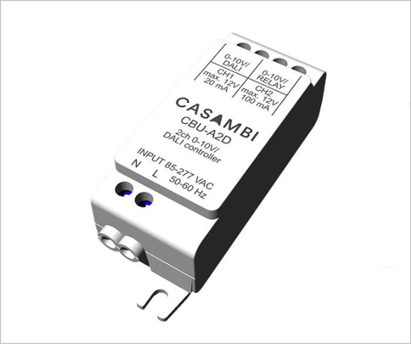 Dispositivo CBU-A2D de Casambi.