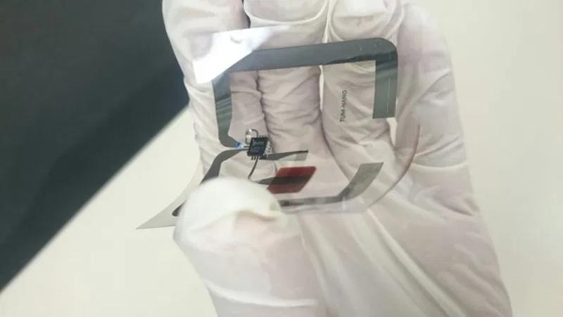 Uno de los sensores del proyecto Selfsens.