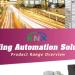 Catálogo de las soluciones KNX para edificios de Electrónica OLFER