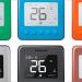 Un algoritmo de control incorporado en los termostatos mantiene con más precisión la temperatura de la vivienda