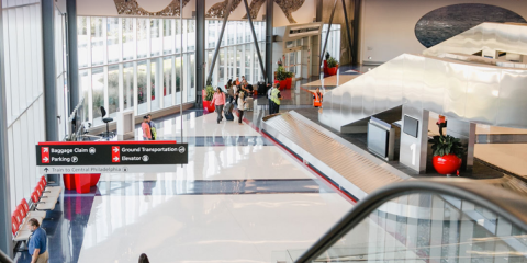 El Aeropuerto Internacional de Filadelfia comienza un proyecto piloto de reconocimiento facial