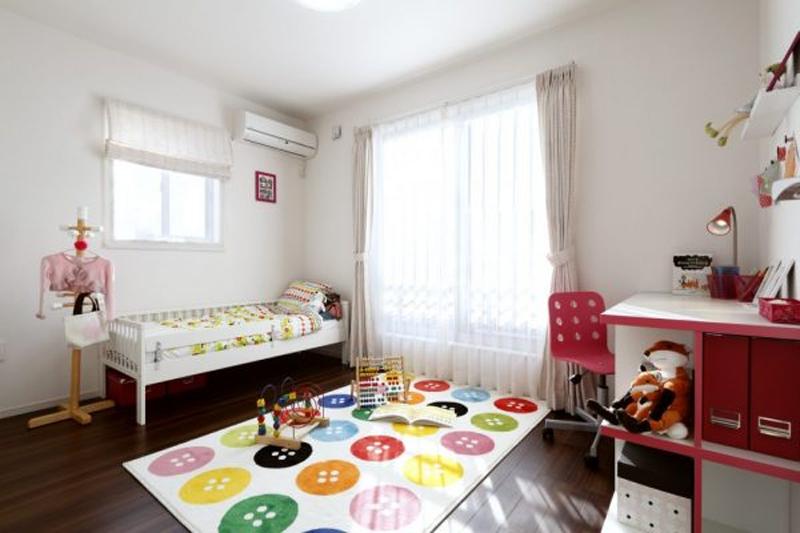 Habitación de los niños.