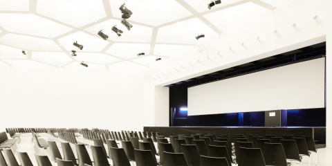 El Centro de Congresos de Davos instala cerca de 900 luminarias LED inteligentes de Signify