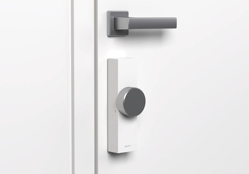 Cerradura inteligente Door Keeper de Somfy.