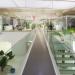 Iluminación LED y sistema de gestión Livelink de Trilux en la sede central de una empresa médico-quirúrgica en Gijón