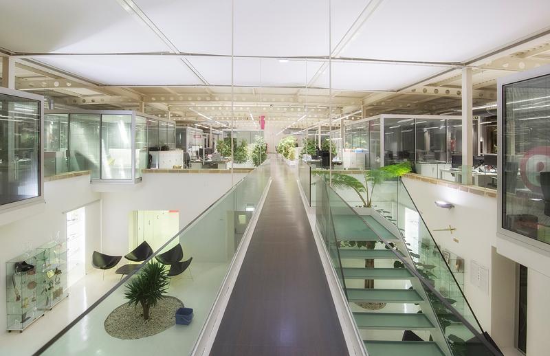 Interior de la sede de Gijón de MBA Surgical Empowerment.