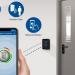 Credenciales virtuales para los controles de acceso con los teléfonos móviles a través de Bluetooth de baja energía