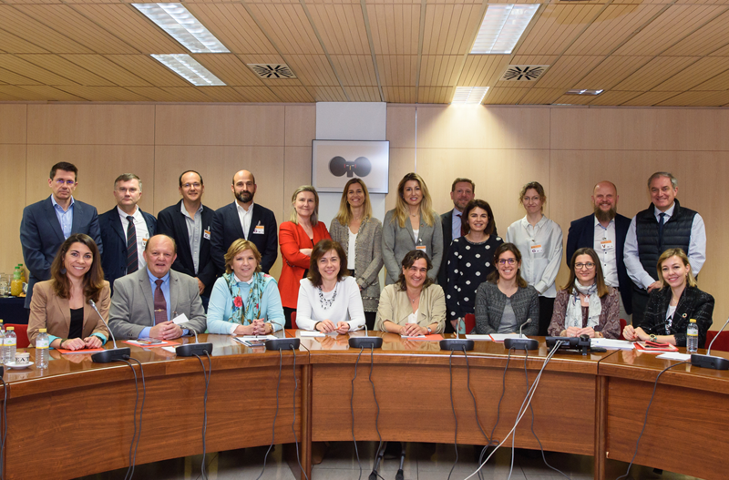 Miembros del Comité Técnico