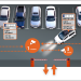 Nueva solución de lectura de matrículas en aparcamientos y garajes que captura los números a 50 km/h