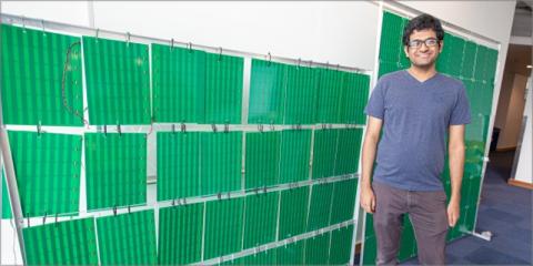 Investigadores del MIT desarrollan una superficie inteligente para potenciar la señal Wi-Fi en interiores