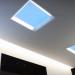 Recreación de la luz natural a través de la instalación de 'ventanas falsas' inteligentes