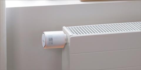 La función de ventana abierta apaga automáticamente los radiadores ahorrando energía en los hogares