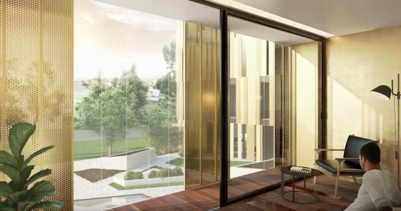Pantallazo del vídeo de presentación de la Room 2030 de Normagrup.