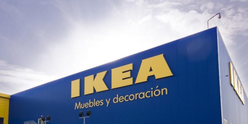 Fachada de Ikea.