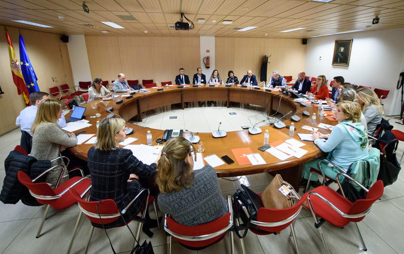 Celebración de la primera reunión del Comité Técnico