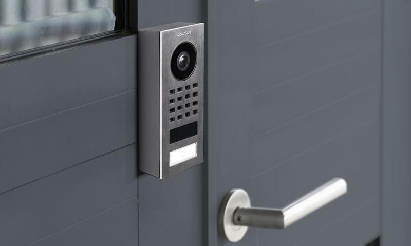 Videoportero IP DoorBird de Bird Home Automation.