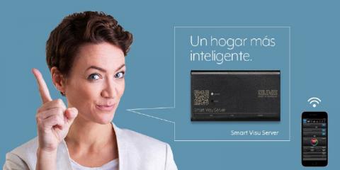 Jung organiza un webinar basado en la solución Smart Visu Server para las viviendas inteligentes