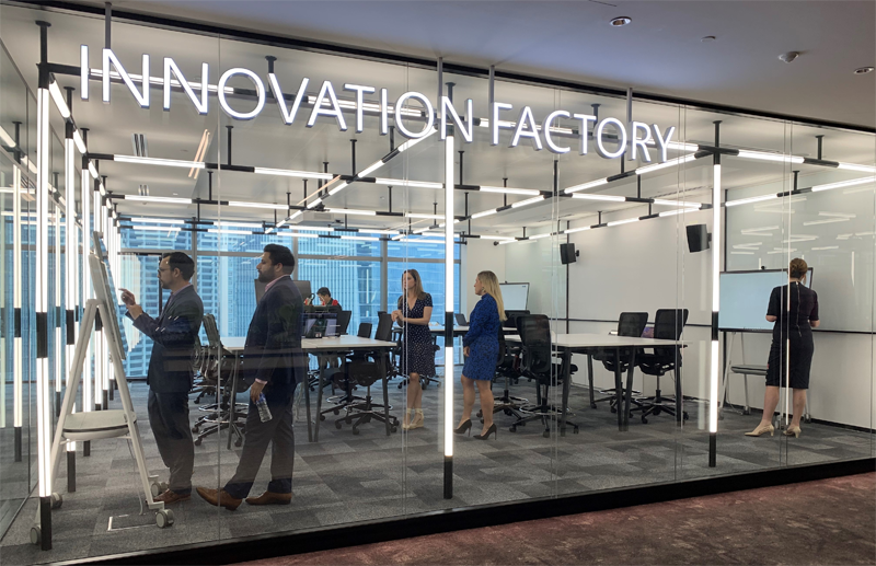 Innovation Factory.