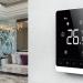 Termostatos digitales para Fan Coil con modo de ahorro de energía, protección de baja temperatura y función de alerta