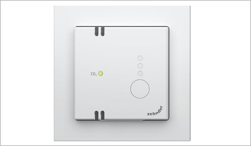 Sensor Zehnder CO2.