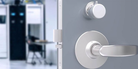 Cerradura conectada con tecnología Bluetooth para puertas, taquillas o cualquier tipo de control de acceso