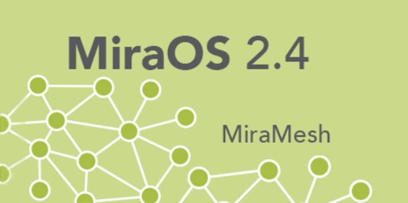 Sistema operativo MiraOS de LumenRadio.