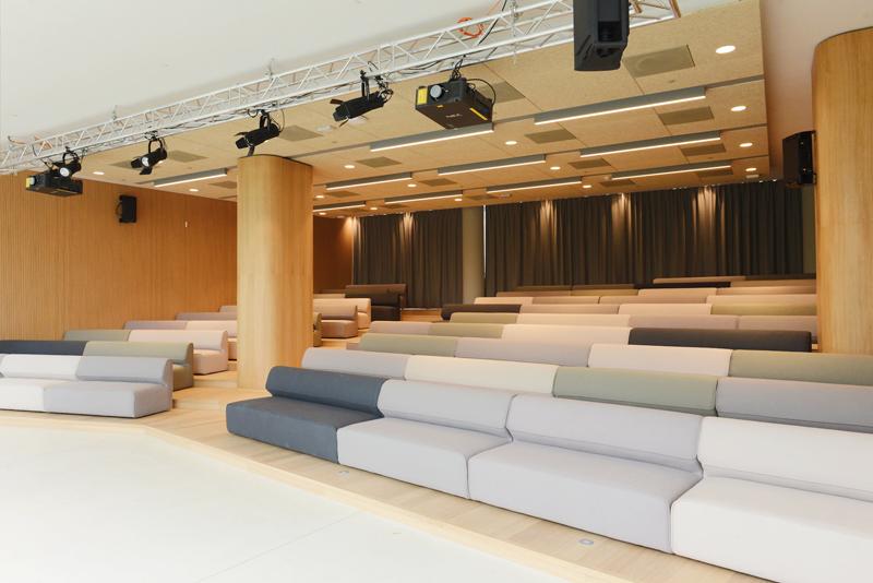 Auditorio de Nordeus.