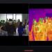La IA mejora la precisión de las cámaras térmicas de seguridad para el control de la temperatura corporal