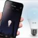 Segunda generación de bombillas inteligentes con wifi y tres flujos luminosos