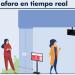 El control de aforo automático con rutas preestablecidas ayuda a mantener la distancia social