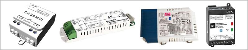 Dispositivos Casambi distribuido por Electrónica OLFER.
