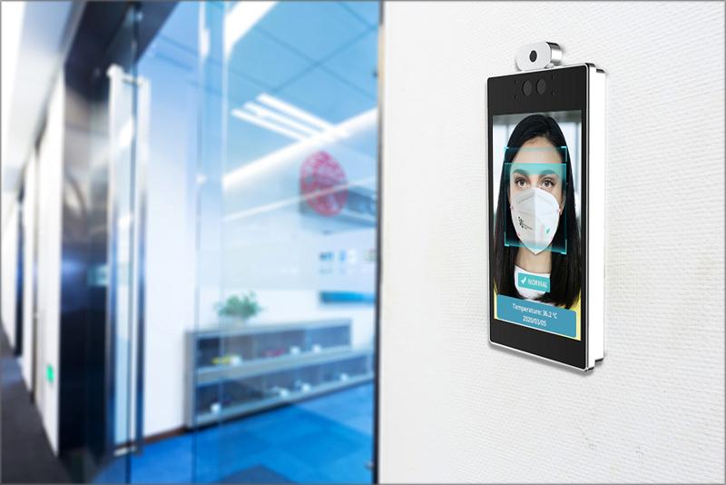 Sistema de reconocimiento facial que aplica la identificación de rostros  múltiples • CASADOMO