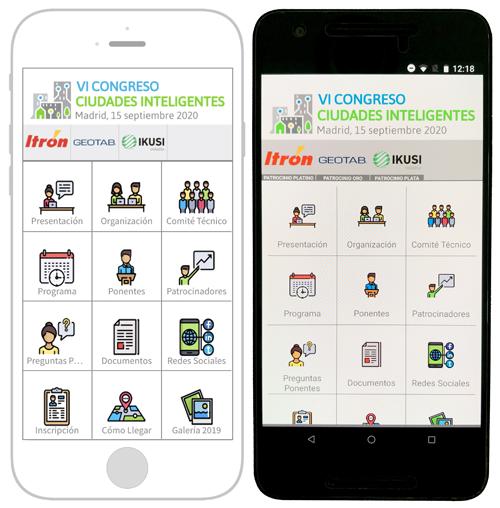 app del Congreso