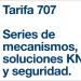 Tarifa 707 de Hager