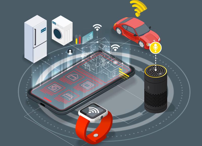 Guía de seguridad de dispositivos IoT para empresas de Incibe.