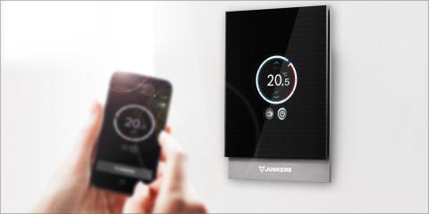 Controlador de temperatura con función de autoaprendizaje para obtener ahorro energético