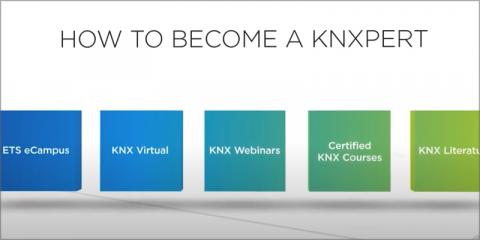 Cómo ser un KNXpert