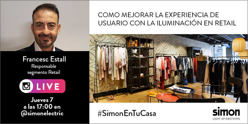 Francesc Estall, responsable del segmento retail de Simon.
