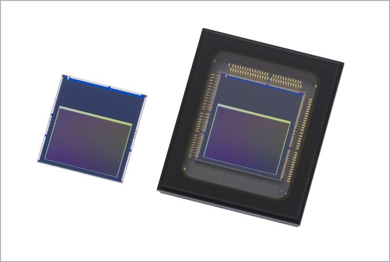 Sensores de Sony.