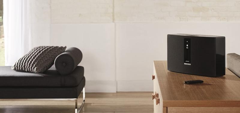 Sistema de audio Bose Sountrack compatible con Teletask.