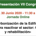 El Mitma participa el 30 de junio en la jornada de presentación del VII Congreso Edificios Energía Casi Nula