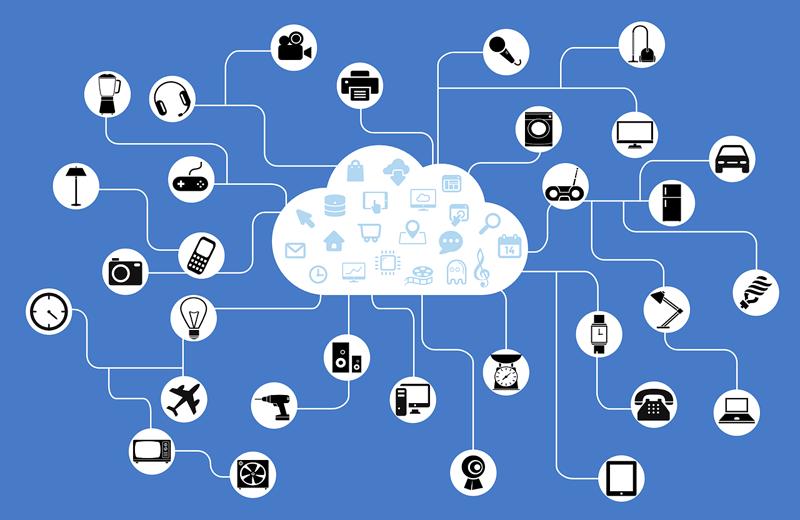 Flujo de datos a la nube con la solución SeamlessConnect.