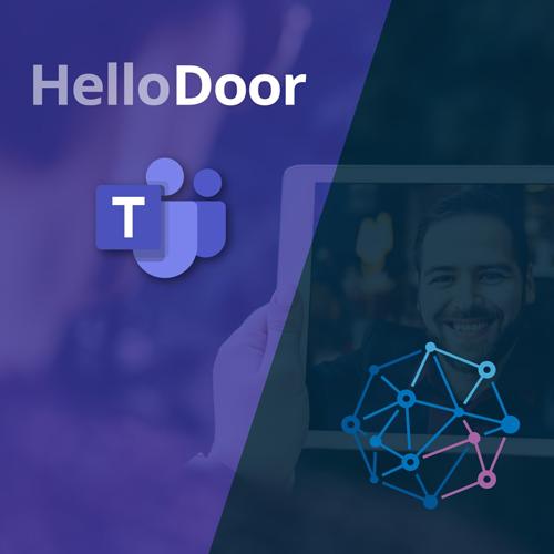 Colaboración 2N, MS Teams y HelloDoor.