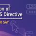 La Directiva NIS de seguridad de redes y sistemas de información se somete a consulta pública