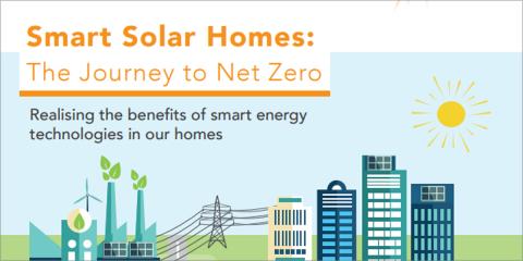 El estudio 'Smart Solar Homes' muestra los beneficios de las tecnologías de energía
