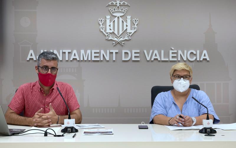 Proyecto Connecta VLCi del Ayuntamiento de Valencia.
