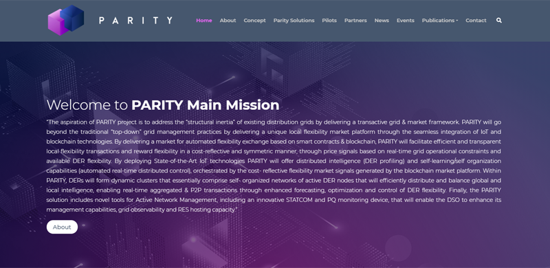 Encuesta Fundación Circe delproyecto europeo Parity.