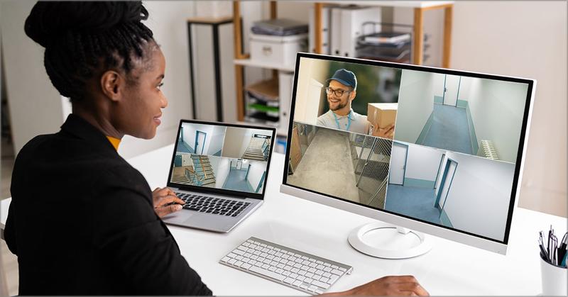 Integración de los videoporteros 2N al software Axis Camera Station.
