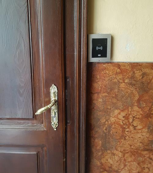 Unidades acceso RFID de 2N.